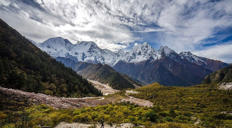 Best Time To Visit Manaslu Circuit Trek