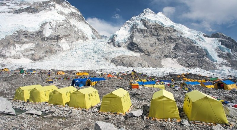 Best time to visit the Everest base camp trek