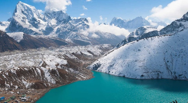 Top reasons to choose Everest Gokyo Lake Trek
