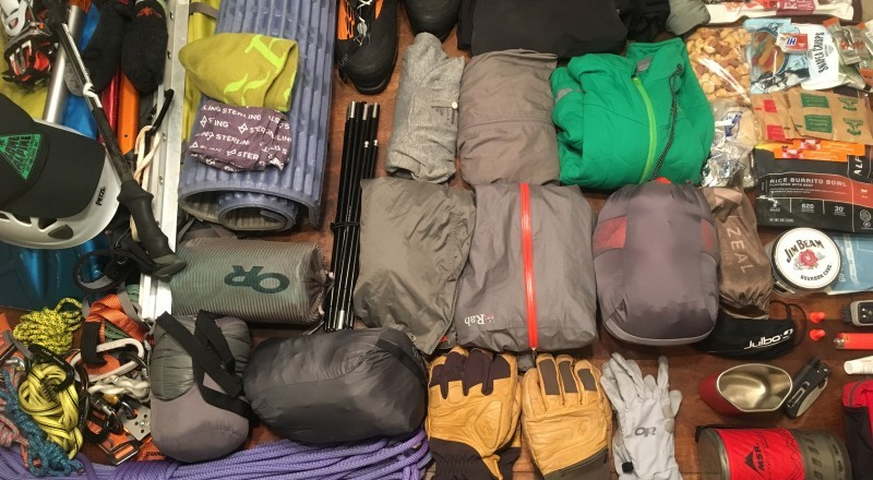 What equipment do you need to climb Mount Everest?