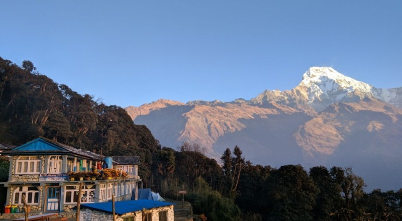Why is Nepal famous for Trekking and Hiking